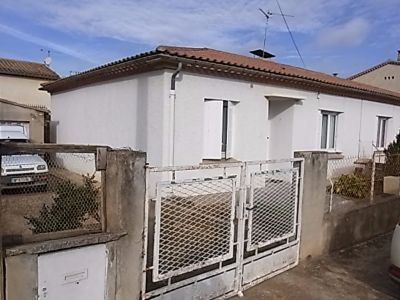 LIMOUX VILLA 3 PIECES 70 M²