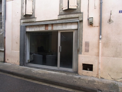 LIMOUX LOCAL COMMERCIAL 38 M²